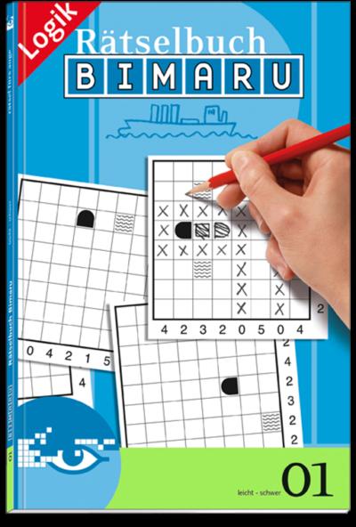 Bimaru 01 Rätselbuch
