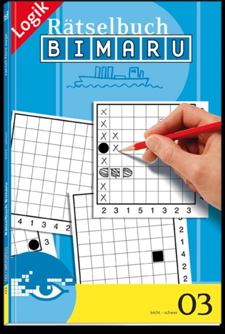 Bimaru 03 Rätselbuch