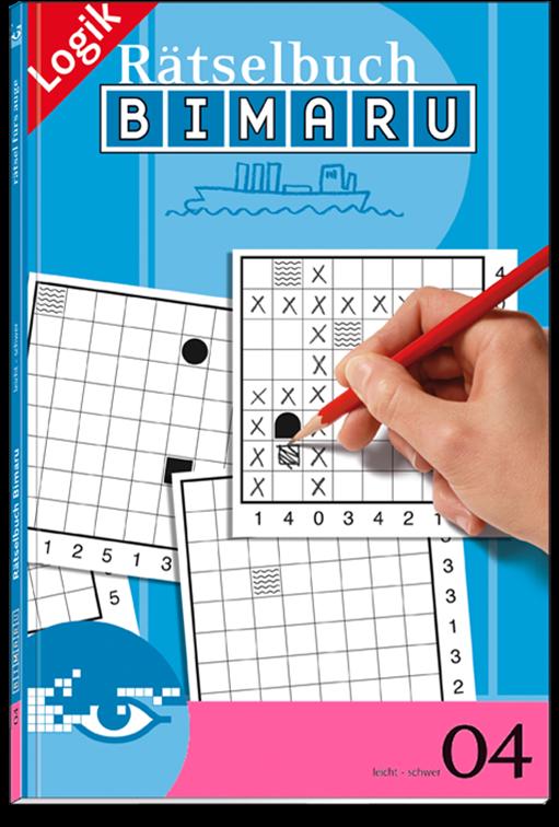 Bimaru 04 Rätselbuch