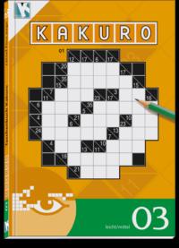 Kakuro 03 Taschenbuch