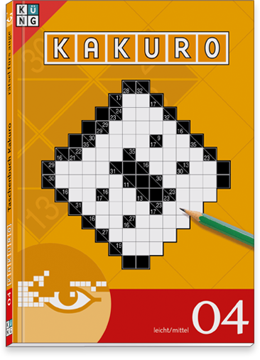 Kakuro 04 Taschenbuch