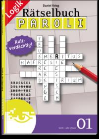 Paroli 01 Rätselbuch