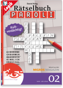 Paroli 02 Rätselbuch