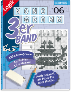 3er-Band Nonogramm 06