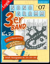 3er-Band Nonogramm 07