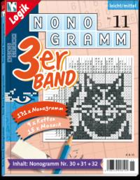 3er-Band Nonogramm 11