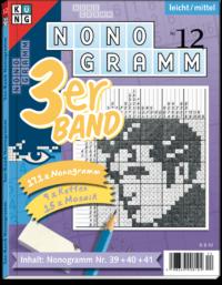 3er-Band Nonogramm 12