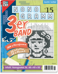 3er-Band Nonogramm 15