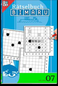 Bimaru 07 Rätselbuch