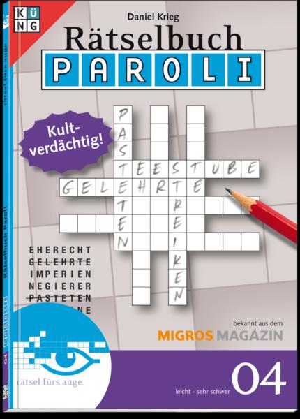 Paroli 04 Rätselbuch
