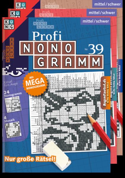Abonnement Profi Nonogramm