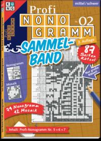3er-Band Profi Nonogramm 02