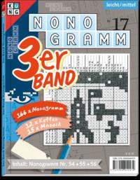 3er-Band Nonogramm 17