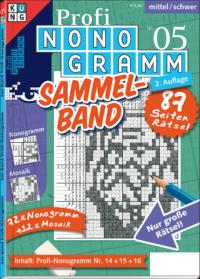 3er-Band Profi-Nonogramm 5