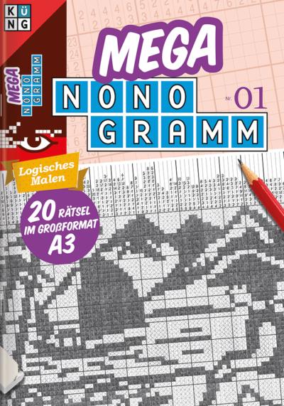 Mega Nonogramm 01 Mappe