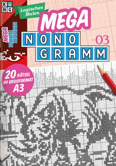 Mega Nonogramm 03 Mappe