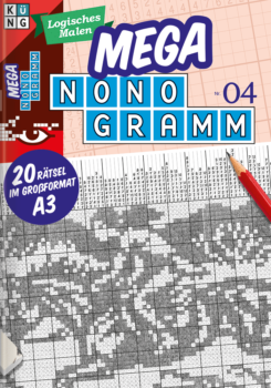 Mega Nonogramm 04 Mappe