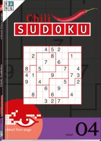 Chili Sudoku Taschenbücher