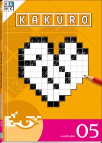 Kakuro 05 Taschenbuch