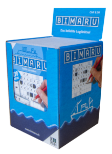 Bimaru als Displaybox